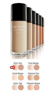 Revlon Colorstay Foundation Combination/Oily Skin#220-Natural Beige