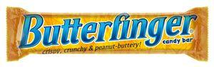 Butterfinger crispy, crunchy & peanut-buttery