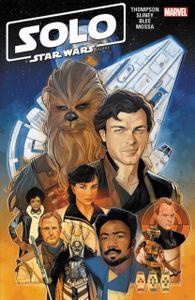 Solo: A Star Wars Story Adaptation
