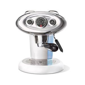 Illy Kaffeemaschine San Francis X7.1 Weiß