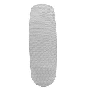 Anti-Rutsch Matte Surfbrett Surfboard Traktion Pad Grau wie beschrieben