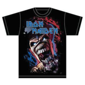 Iron Maiden Wildest Dream Vortex Mens T Shirt: X Large
