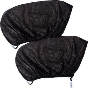 2x Auto Sonnenschutz für Seitenfenster Sonnenblende Abdeckung Kinder Baby Sichtschutz Blendschutz Autosonnenschutz Autofenster Seitenscheibe