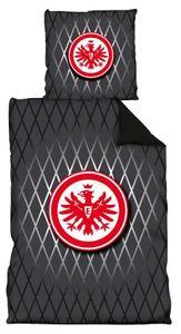 Eintracht Frankfurt Bettwäsche 155x220cm