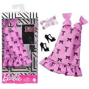 Set Schleifen Design | Barbie | Mattel GHW85 | Trend Mode Puppen-Kleidung