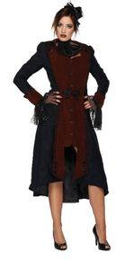 Damen Kostüm Vampirin Vampirkostüm Halloween Karneval Fasching Gr.40