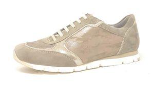 Semler Rosa Damen Sneaker in Beige, Größe 7