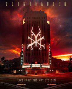 Soundgarden - Live From The Artists Den -   - (Blu-ray Video / Pop / Rock)