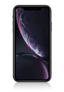 Apple iPhone XR 15,5cm (6,1 Zoll), 64GB Speicher, 12MP, iOS 12, Farbe: Schwarz