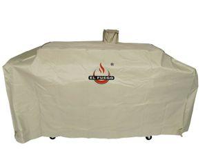 Abdeckhaube AY5341 für El Fuego® Gasgrill Arizona AY534, Polyestergewebe