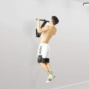 Türreckstange Klimmzugstange Fitness Gerät Sport Türstange Reckstange Turnstange Türreck Training Dip Bar mobiles Fitnessgerät für Zuhause