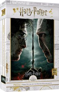 Harry Potter Puzzle Harry vs Lord Voldemort