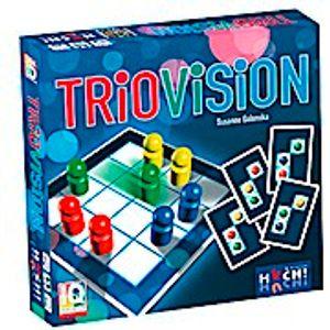 Huch & Friends 876843 Triovision,Logikspiel