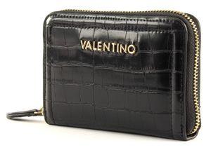 VALENTINO BAGS Bicorno Zip Around Wallet Nero