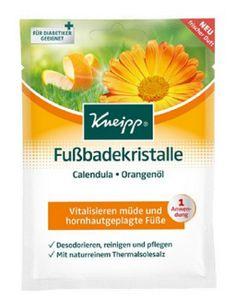 40G Kneipp Fussbade- Kr.calend.orangenoel