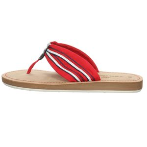 Tom Tailor 8091603 Damen Sandalen Zehentrenner red Gr.40