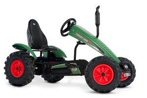 Gokart / Pedal-Gokart Fendt E-BF grün BERG toys