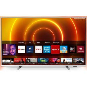 Philips 43PUS7855/12 108 cm (43 Zoll) LCD-TV DVB-T2-HD/-C/-S2 Triple Tuner WLAN