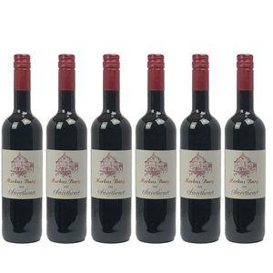 Rotwein Mosel Weingut Markus Burg Qualitätswein Sweetheart lieblich und vegan (6x0,75l)