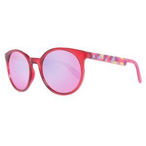 Carrera Sonnenbrille Damen Burgunder