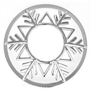 Yankee Candle Illuma-Lid Twinkling Snowflake Kerzenaufsatz