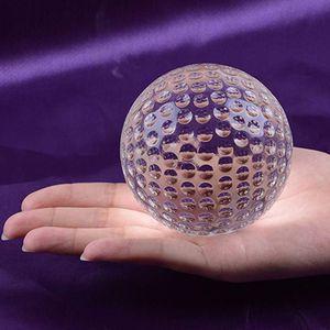 Glaskugel Glas Kugel Kristallkugel Ø 60mm Paperweights Briefbeschwerer für Schreibtisch