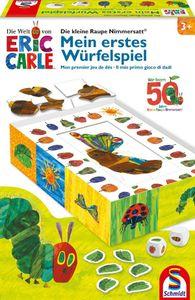Schmidt 40575 Die kleine Raupe Nimmersatt Mein erstes Würfelspiel