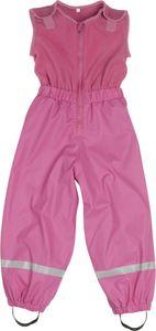 Playshoes Trägerhose mit Fleecelatz, pink, Größe: 80