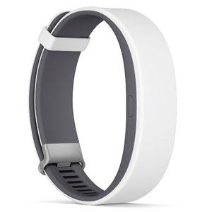 Sony SWR12 SmartBand 2 Aktivität Fitness Tracker Herzfrequenz, weiß
