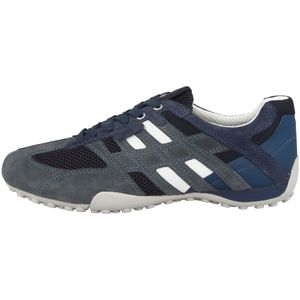 Geox modische Herren Leder Sneakers avio, Geox Laufsohle, Antishock, 2138161/41