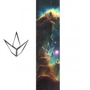 Blunt Galaxy Stuntscooter Griptape 580x150mm Pillars (Logo Weiß) (Nr.94)