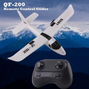 Qf-002 Anf?nger Elektrisches Ferngesteuertes Flugzeug Ep Foam Unmanned Glider