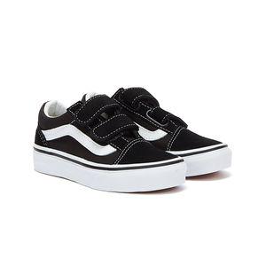VANS Kids Schuh Old Skool V black 31