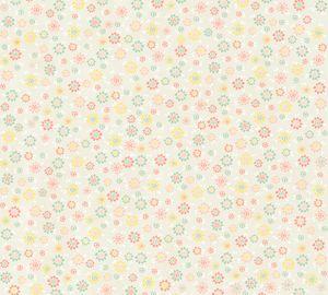 Livingwalls Vliestapete Cozz Ökotapete beige creme rosa 10,05 m x 0,53 m 362922 36292-2