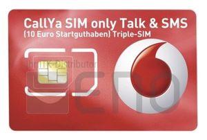 Vodafone CallYa Talk und SMS mit 10 Euro Startguthaben