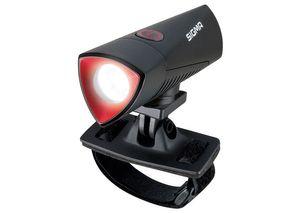 Sigma Scheinwerfer Helm Buster 700 schwarz LED