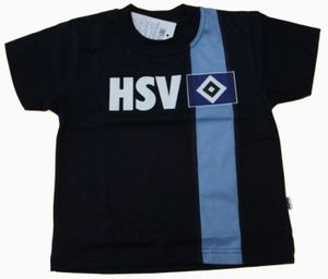 HSV T-Shirt. blau, Größe:176