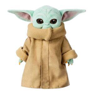 Star Wars Baby Yoda Plüschtier Baby Puppe Baby Yoda Handgemachte Heimdekoration Produkte 25cm