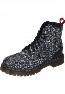 Manitu-Damen Damen Stiefel bis 20 cm Höhe/Absatz Schuhe mehrfarbig