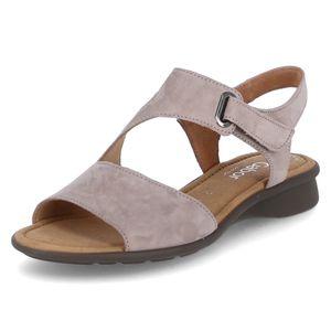 Gabor Comfort Sandalette  Größe 5, Farbe: leinen