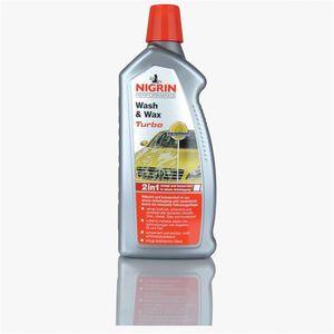 Nigrin Performance Wash & Wax Turbo 1 Liter