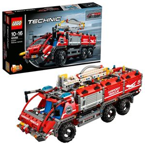 LEGO® Technic Flughafen-Löschfahrzeug 42068