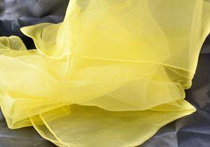 Jongliertücher 70 x 70 cm im 3er Pack - Set Jongliertuecher gelb