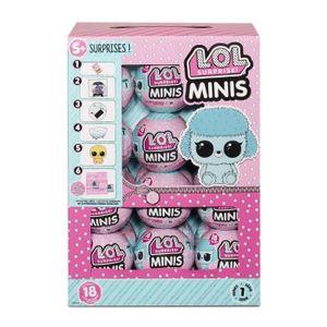 L.O.L. Surprise! Minis in PDQ, Mädchen, 4 Jahr(e), Kunststoff, Mehrfarben