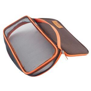 Bestecktasche Besteck Aufbewahrungstasche Essstäbchen Löffel Geschirr Tasche für Reise Outdoor Sport