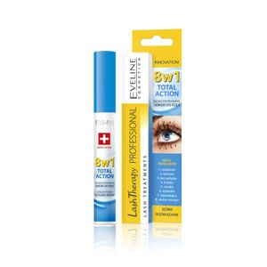 Eveline Lash Therapy Total Action 8In1 Serum 10ml