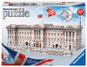 Ravensburger Buckingham Palace 3D Puzzle