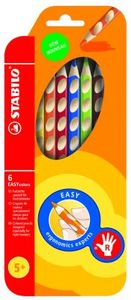 Happy Kidz EASYcolors Stabilo 6er 21404156065