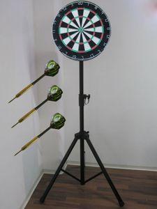 Dartboard WINMAU Pro Dartständer Steel Darts Ständer Set MvG Michael van Gerwen