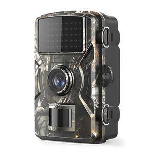 12MP 1080P Wildlife Hunting Trail und Wildkamera Bewegungsaktivierte ueberwachungskamera IP66 Wasserdichte Ausseninfrarot-Nachtsicht-Jagd-Scouting-Kamera